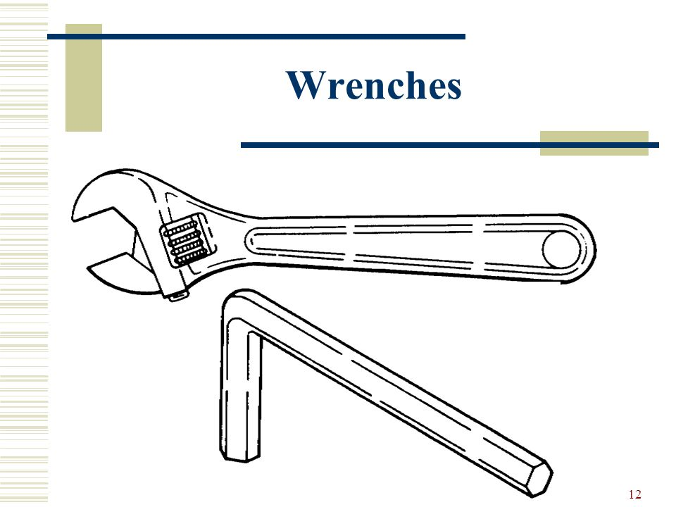 11 Wrenches