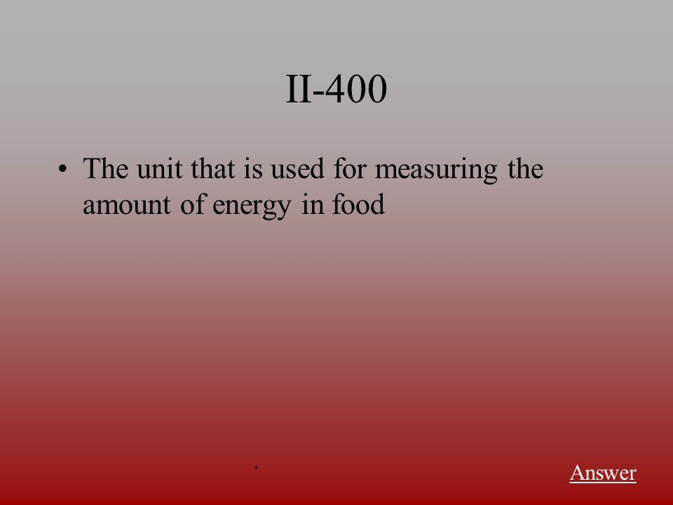 II-300 The constant used to calculate heat required to boil a substance Answer.