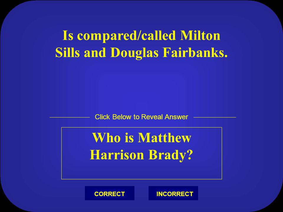 The detail from the bible on which Drummond is able to trap Brady. What is the length of a day? Click Below to Reveal Answer INCORRECTCORRECT