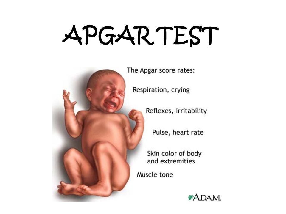 APGAR TEST