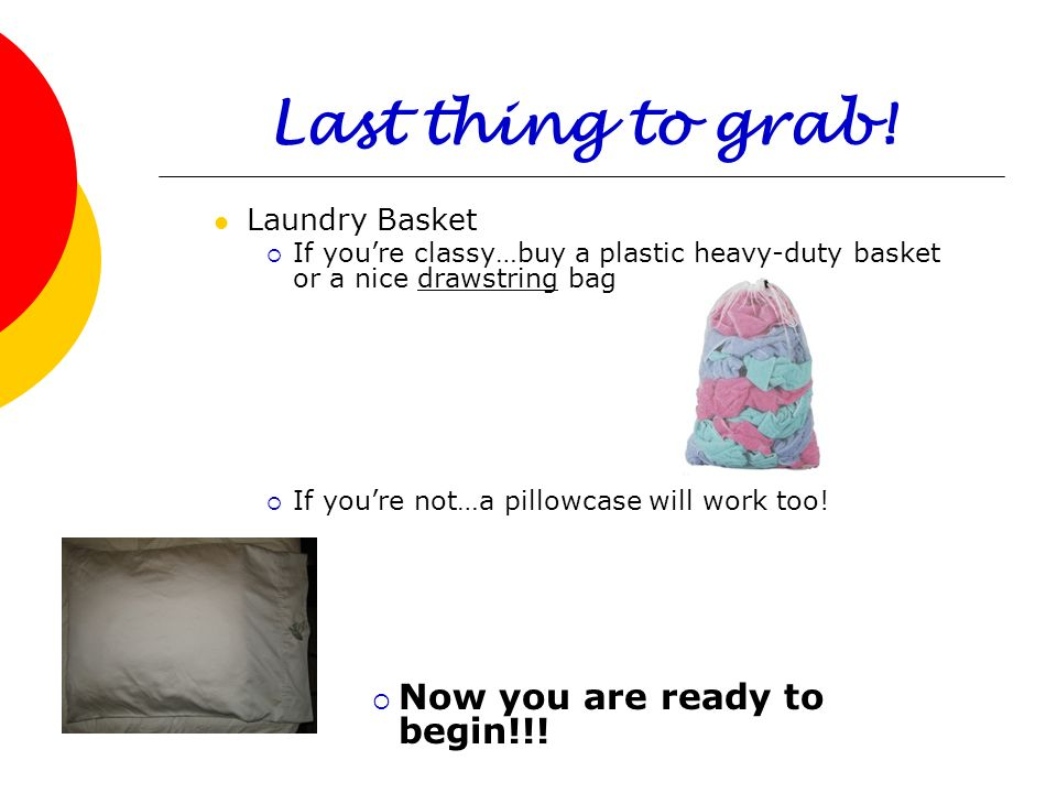 Step 2 Separate and Evaluate Your Clothes Preparation is CRUCIAL!!.