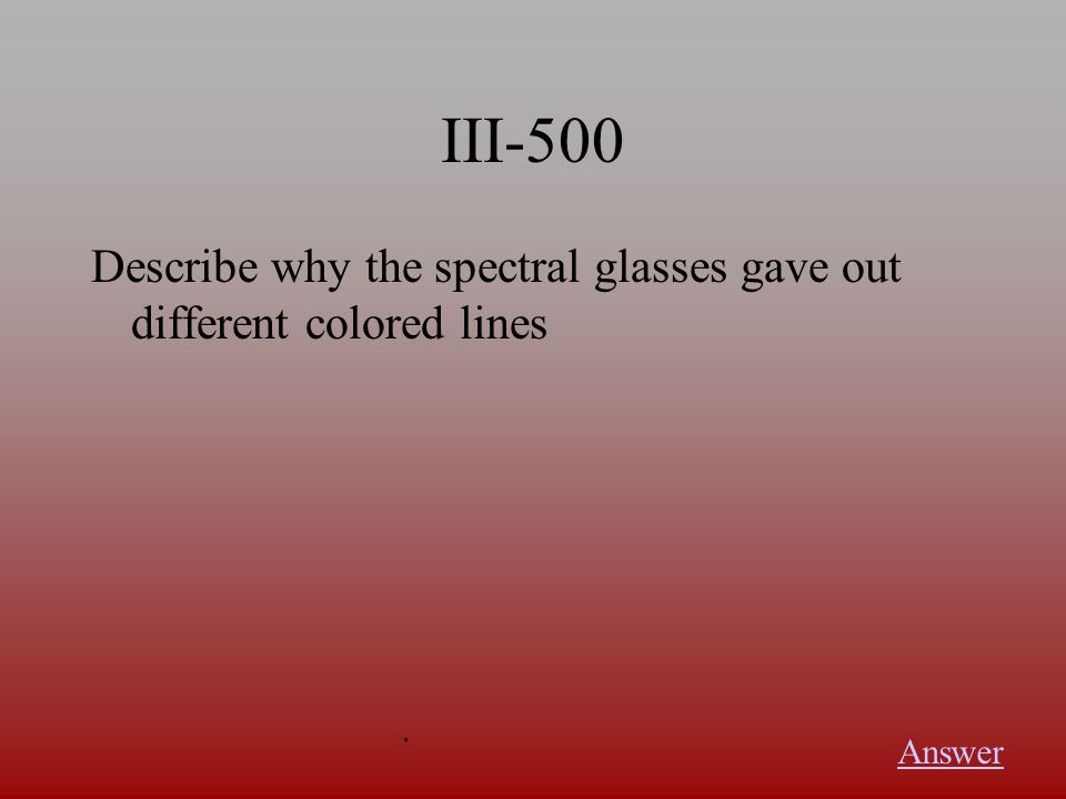 III-400 a subatomic particle that was discovered by J.J. Thompson in the late 1800 s Answer.