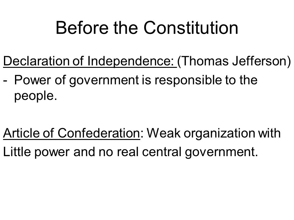 THE PURPOSE OF OUR GOVT AS OUTLINED IN THE PREAMBLE OF THE CONSTITUTION