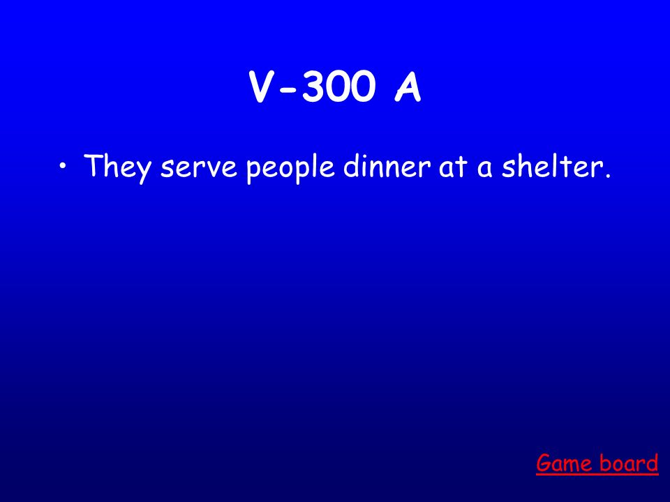 V-200 A Nancy told Rebeccas mother that she should stay with Brendan. Game board