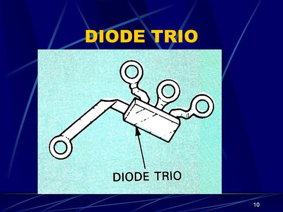10 DIODE TRIO