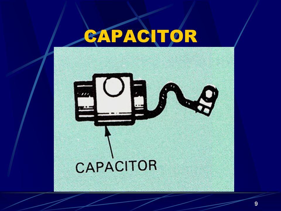 9 CAPACITOR