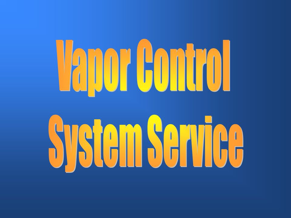 Three Ways to Control Pollution A.Improve combustion B. Capture the vapors and re-burn them. C. Treat the exhaust.