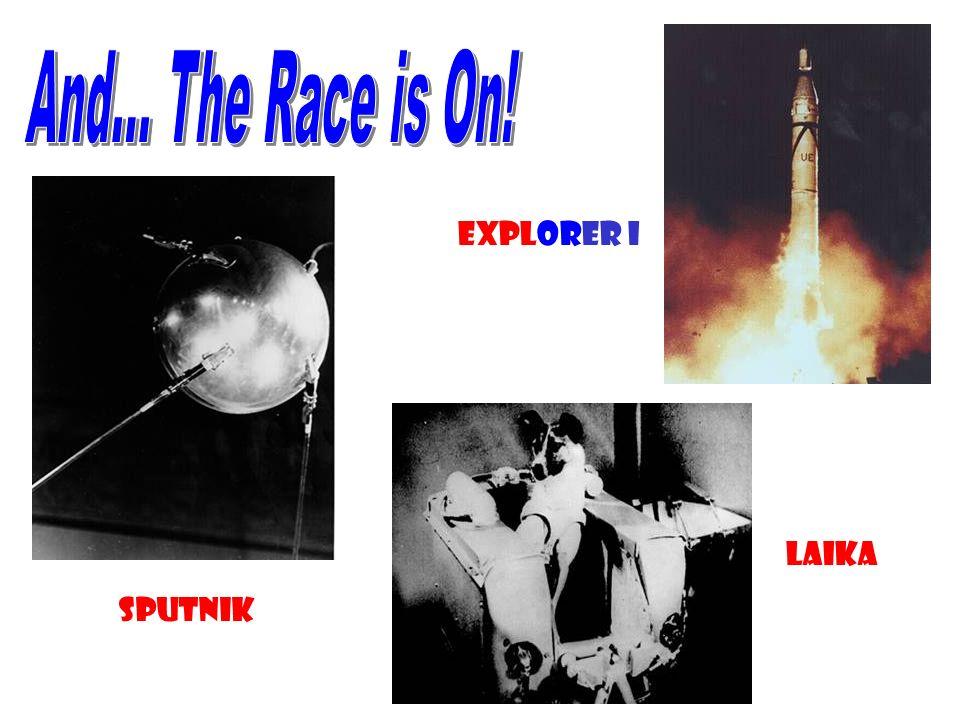 Sputnik Explorer I Laika
