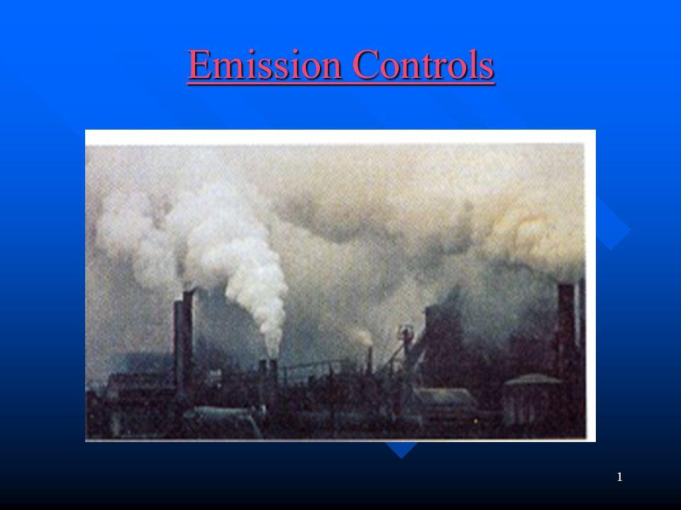 1 Emission Controls Emission Controls