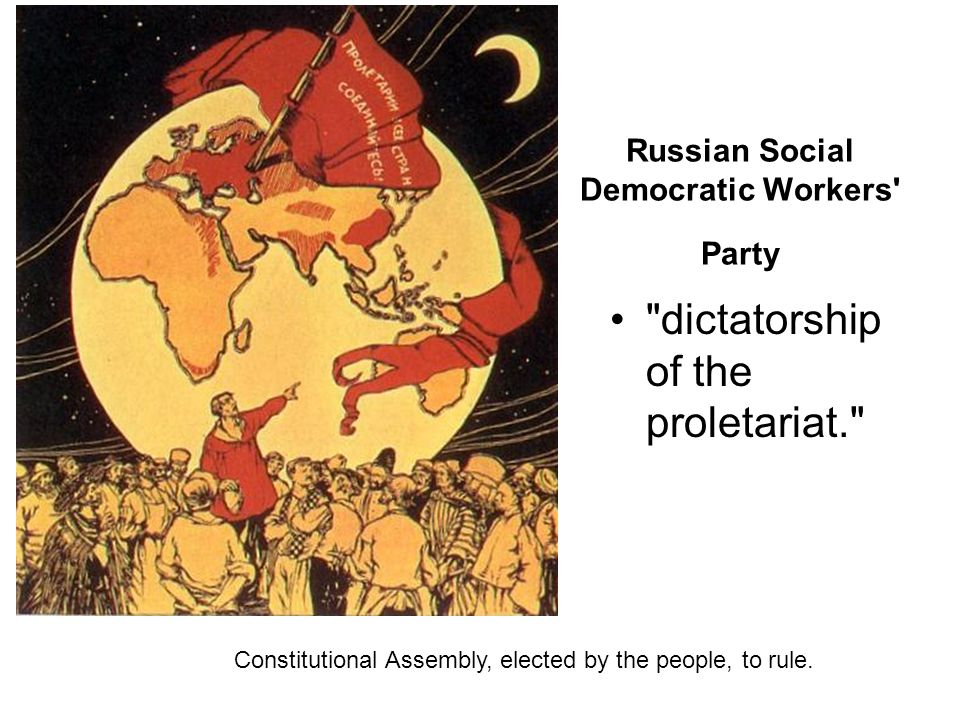 Russian Social Democratic Workers' Party