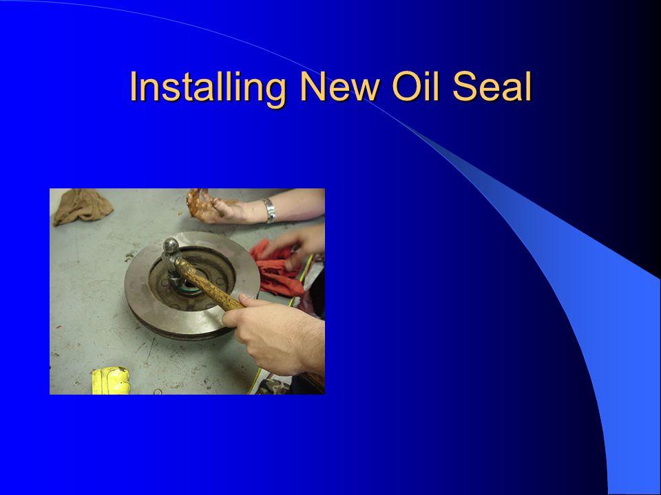 Cleaning Wheel Bearings