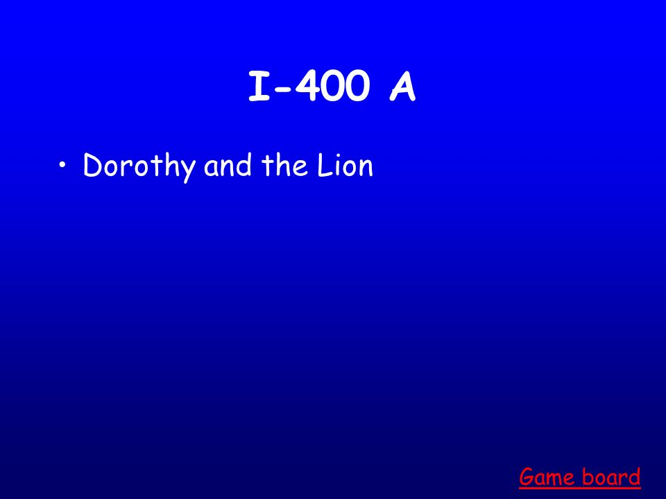 I-300 A A brain A heart Courage Game board