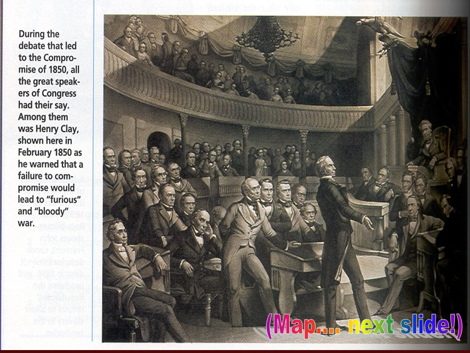 In his antislavery speech, Sumner identified two Democratic Senators as the principal culprits in this crime -- Stephen Douglas of Illinois and Andrew Butler of South Carolina.