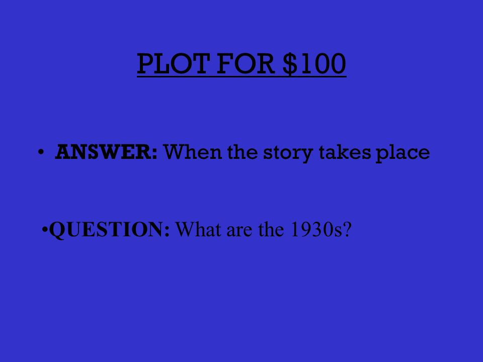SIGNIFICANCE FOR $500 ANSWER:Three connections between Candys dogs death and Lennies death QUESTION: What are (at least three) both are old friends of Candy/George, animals, shot because of disabilities, shot by Carlsons gun, both depend on their masters, one foreshadows the other, or George learns from Candys mistake