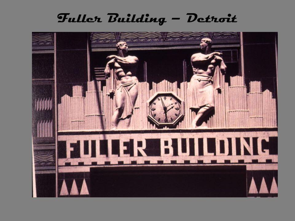 Fuller Building – Detroit