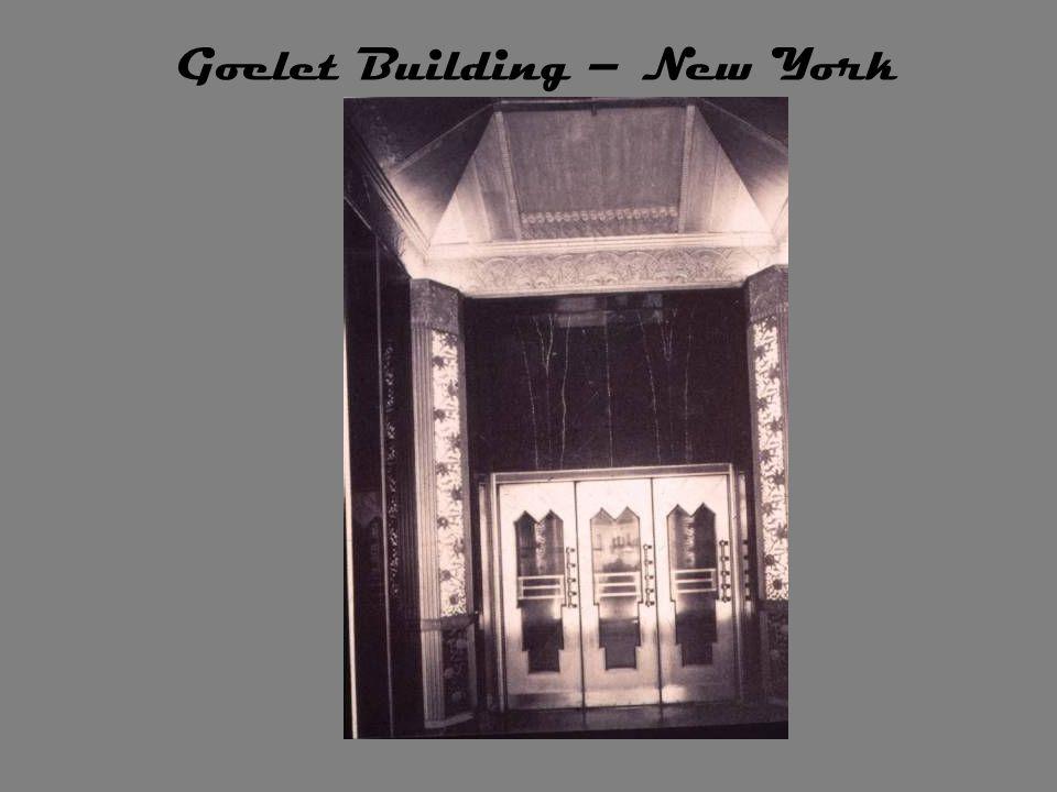 Goelet Building – New York