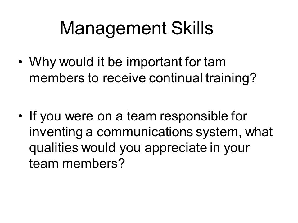 Assessing Academic Skills You are a manager at a family-oriented restaurant chain.
