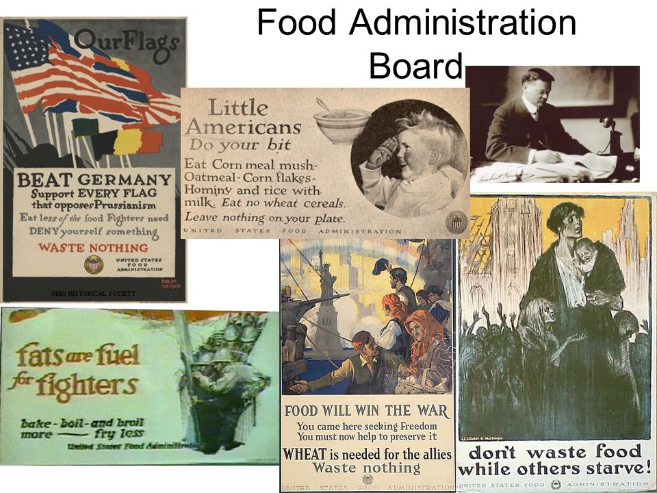 Food Administration Board