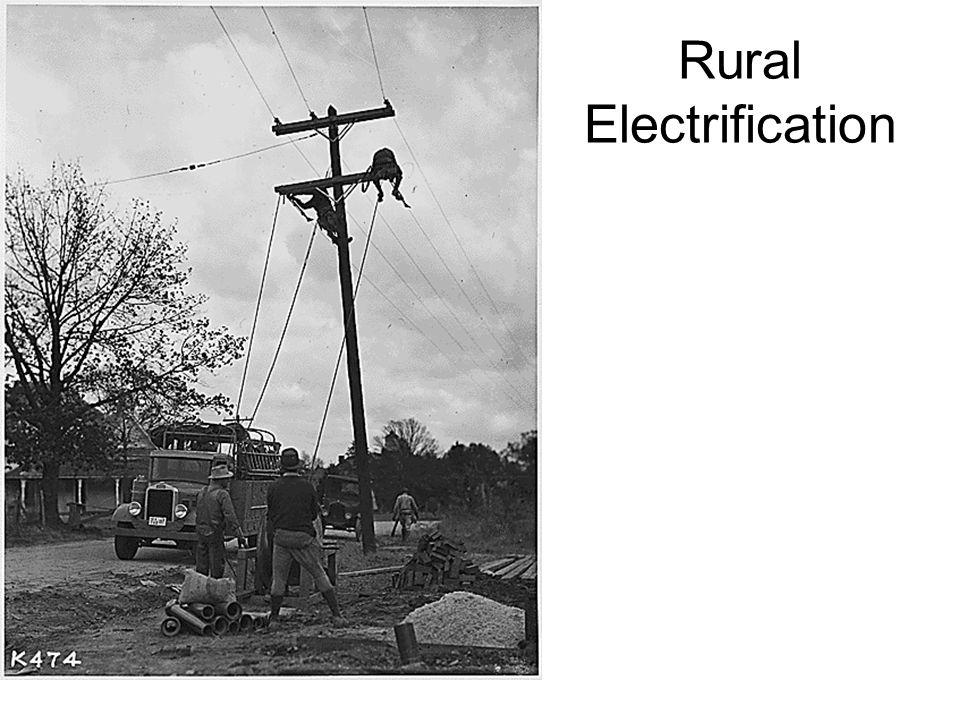 Rural Electrification