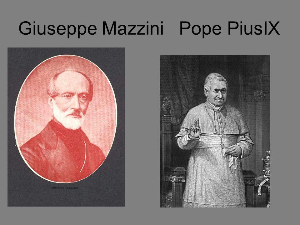 Pope Pius IX: The Spoiler?