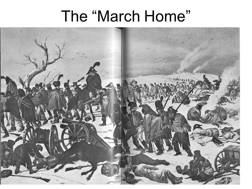 The March Home