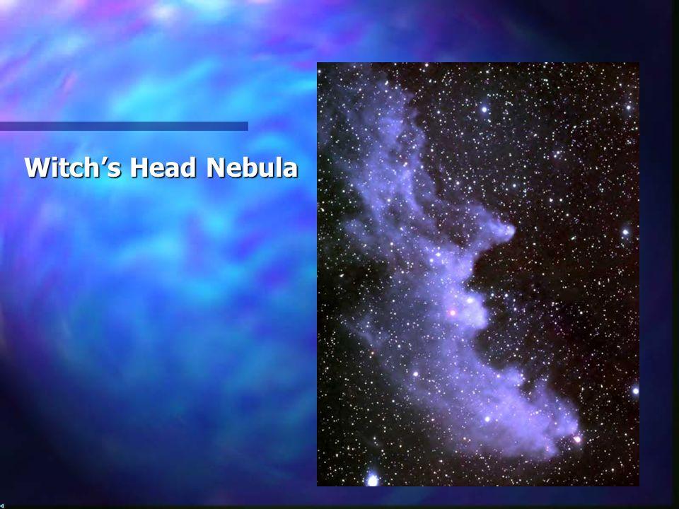 Witchs Head Nebula