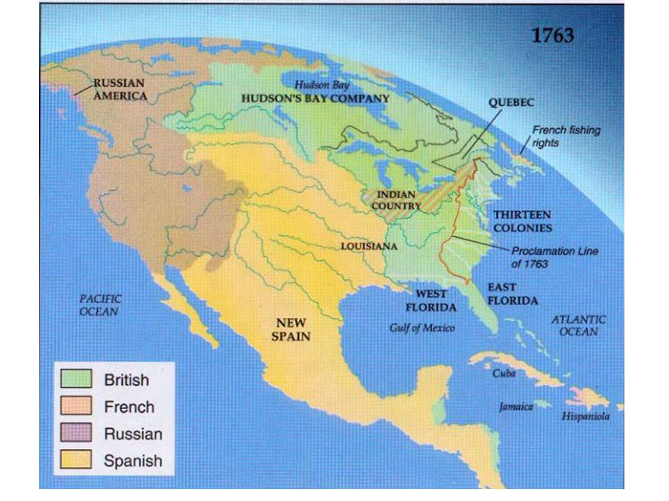 France contd Success or Failure? –Established good trade with the Indians –Converted the Indians –Few women – fur trappers, lumberjacks, and priests –