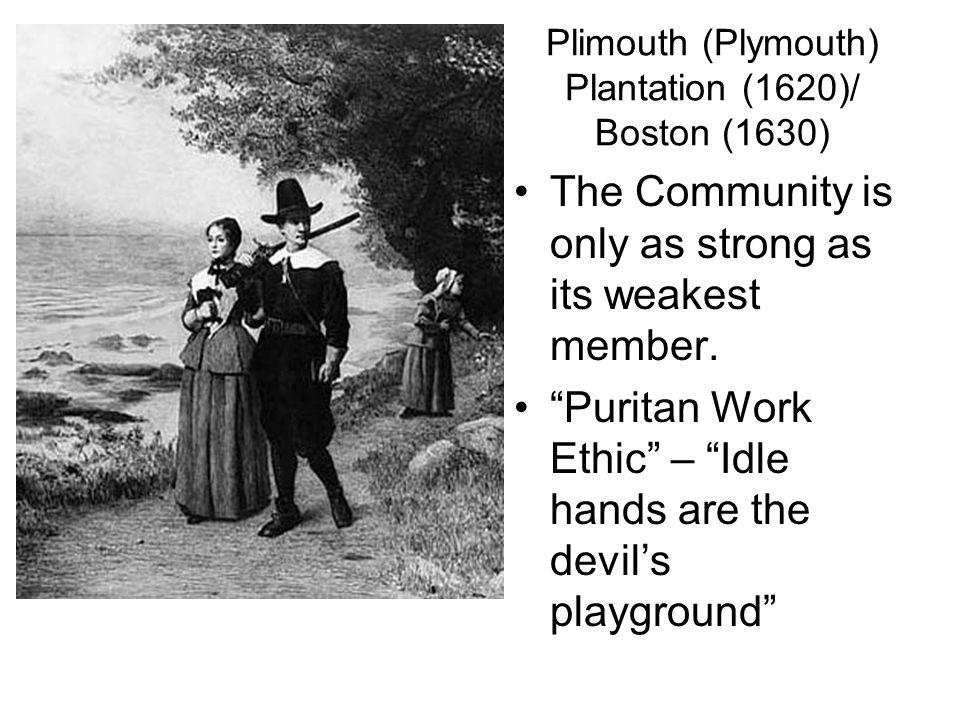 Pilgrims vs.