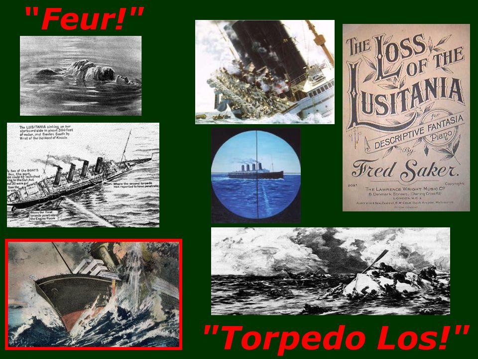 Torpedo Los! Feur!