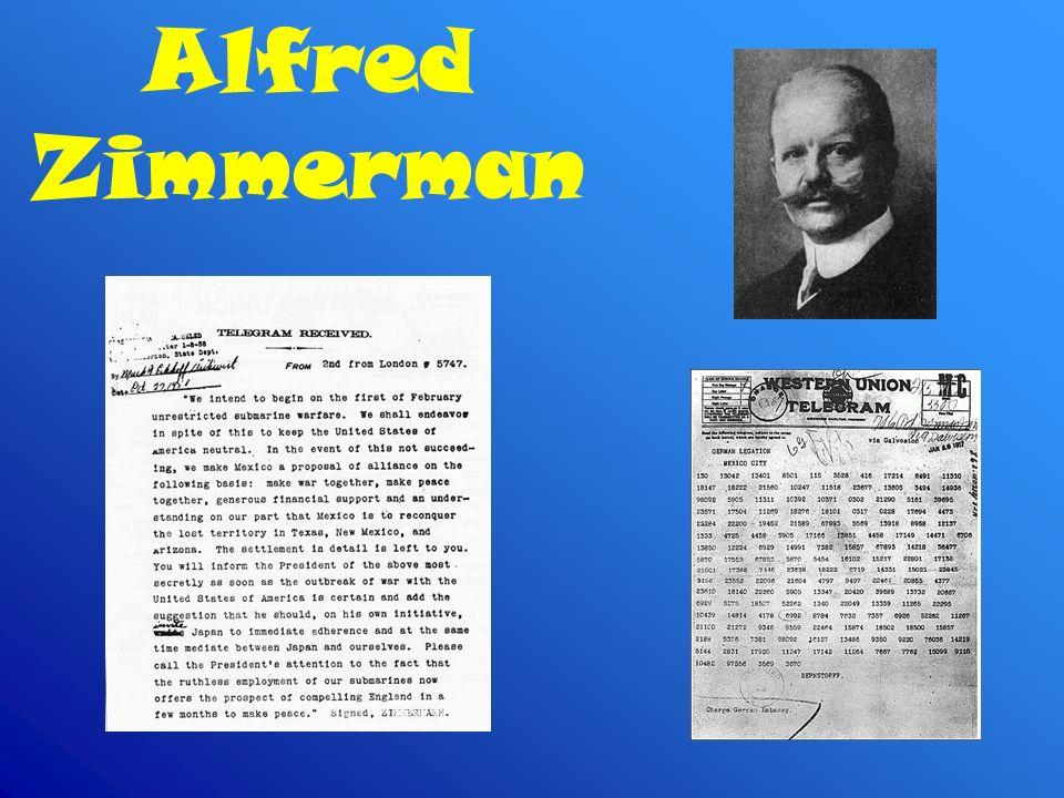 Alfred Zimmerman