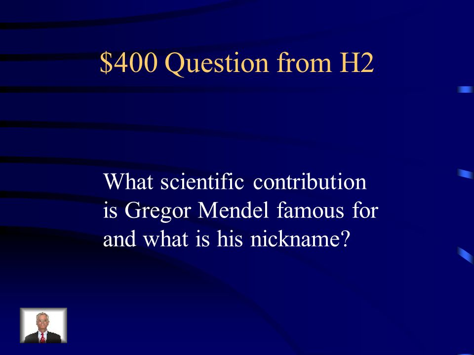 $300 Answer from H2 The weaker trait. You need two to have this Trait show up on phenotype
