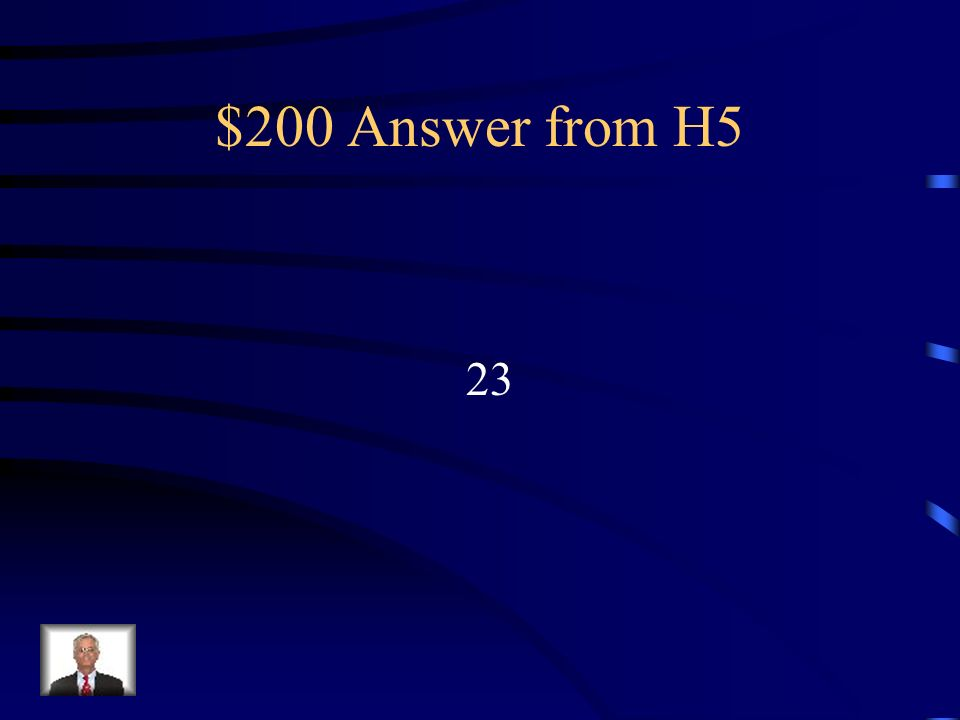$200 Question from H5 Sperm and egg cells have how many chromosomes?