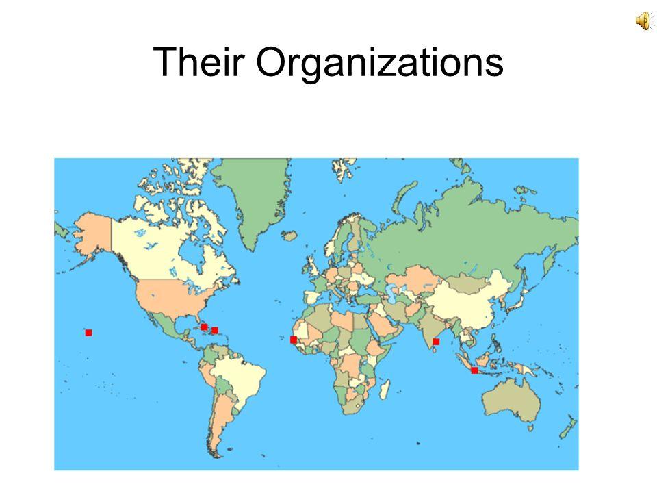 Their Organizations
