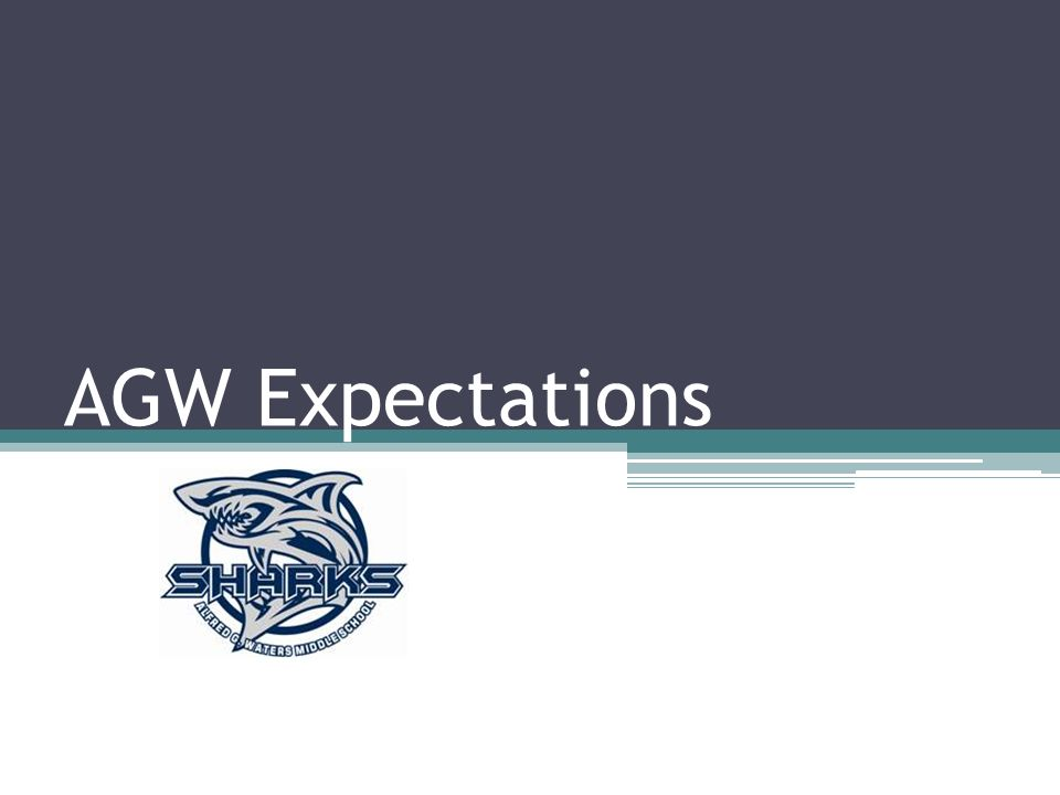 AGW Expectations