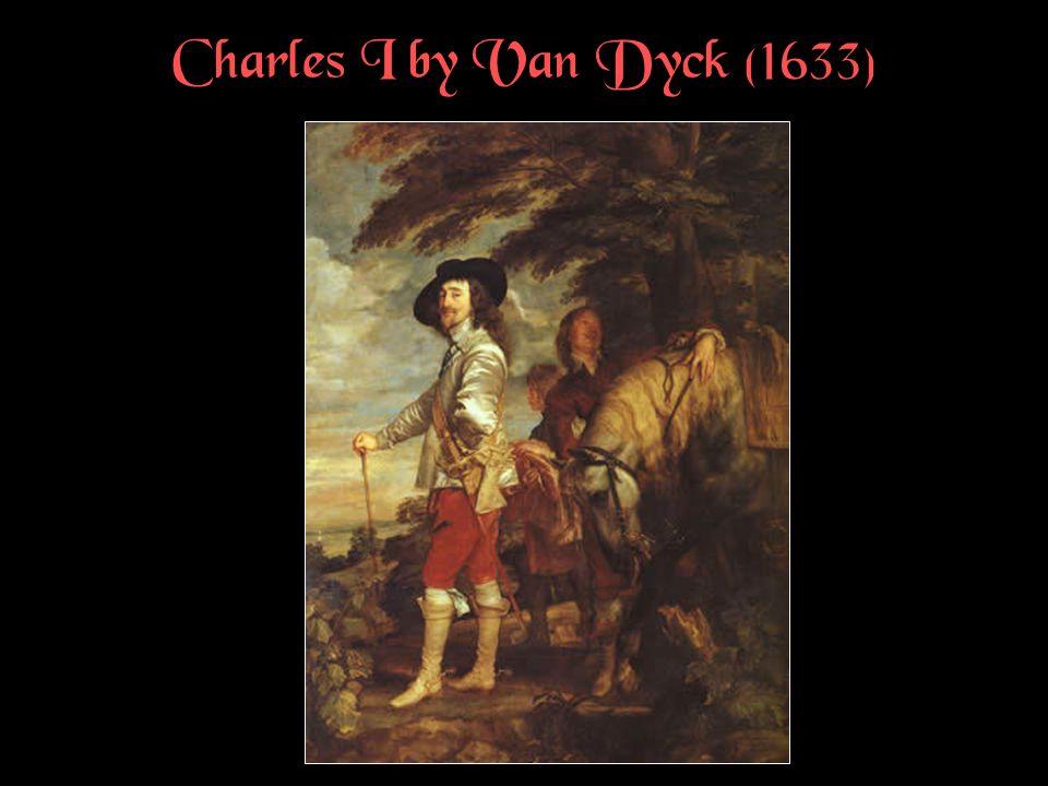 Charles I by Van Dyck (1633)
