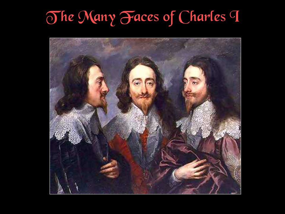 The Many Faces of Charles I