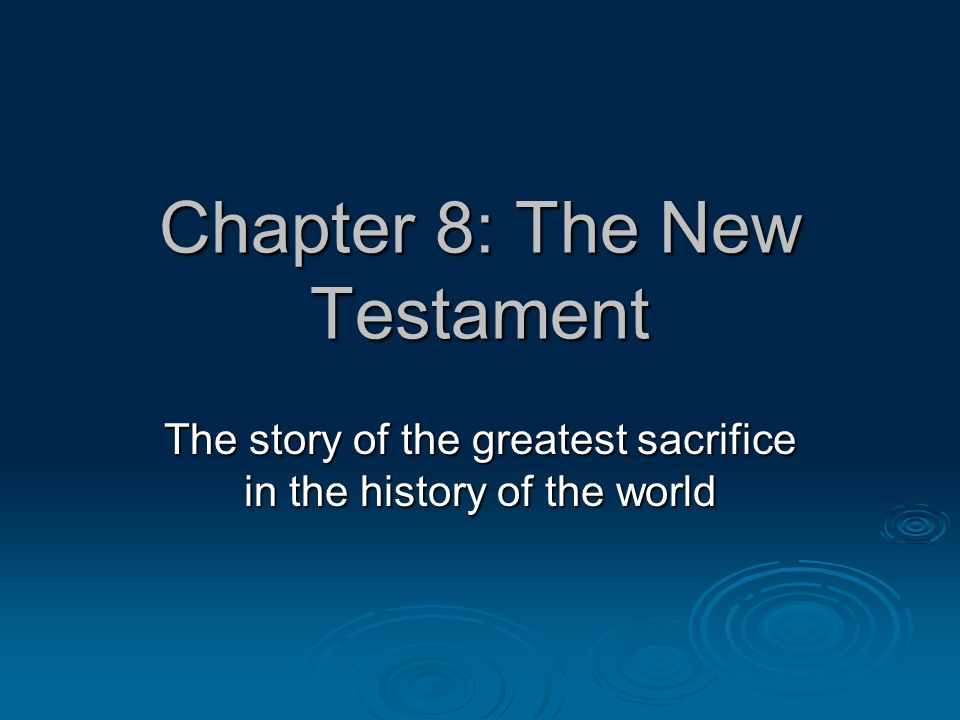 Book of Revelation Last book of Bible Last book of Bible Author is John written around 95 AD Author is John written around 95 AD Apocalyptic writing = uncovers the future based on the inspiration of God Apocalyptic writing = uncovers the future based on the inspiration of God Addressed to people of all times and places Addressed to people of all times and places