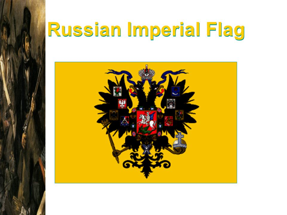 Russian Imperial Flag