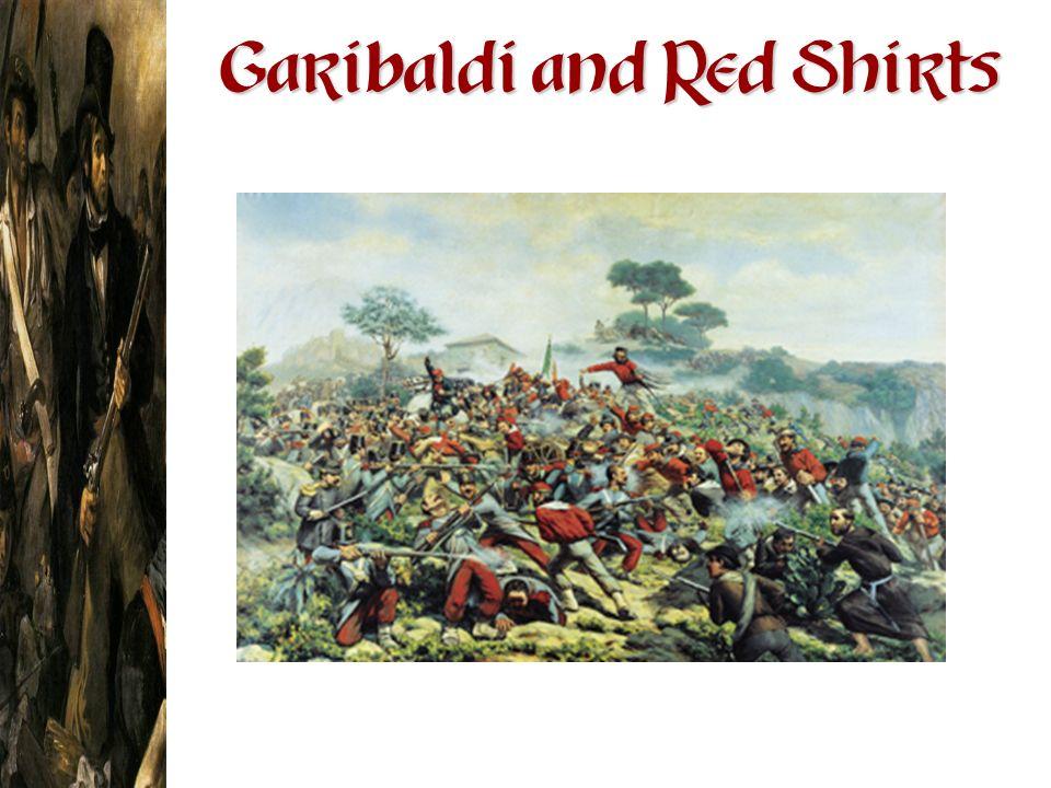 Garibaldi and Red Shirts