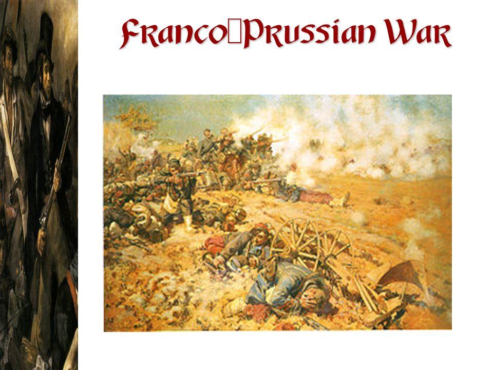 Franco - Prussian War
