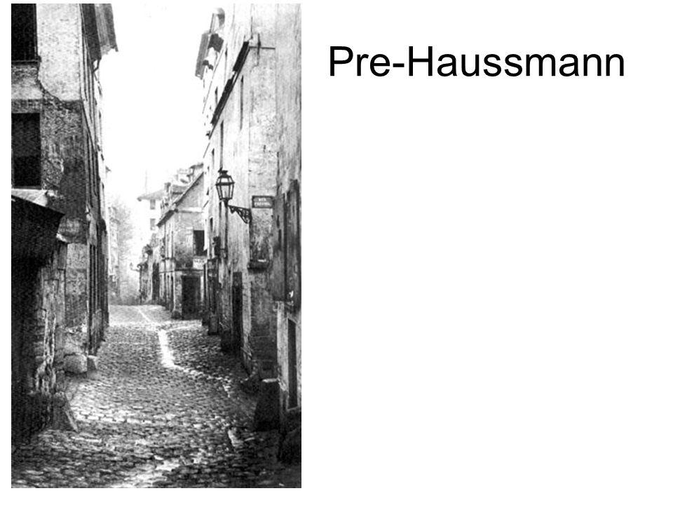 Pre-Haussmann