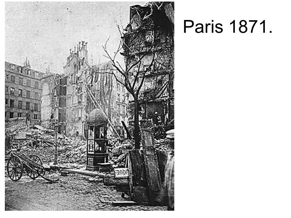 Paris 1871.