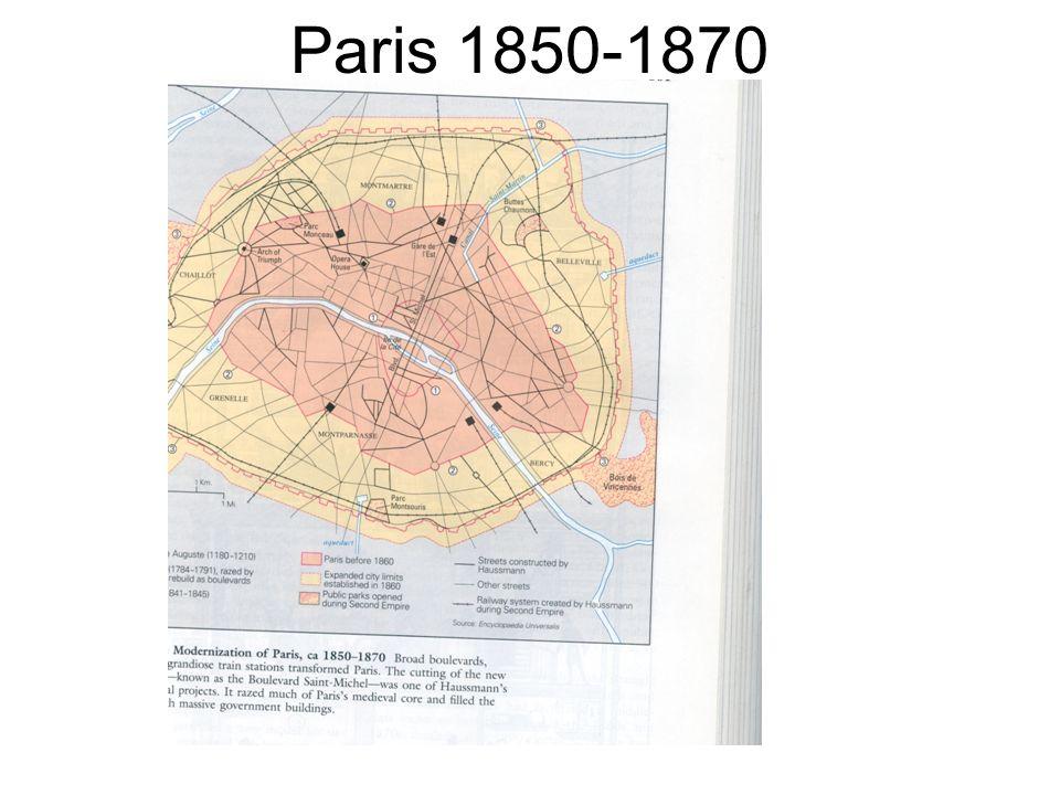 Paris 1850-1870