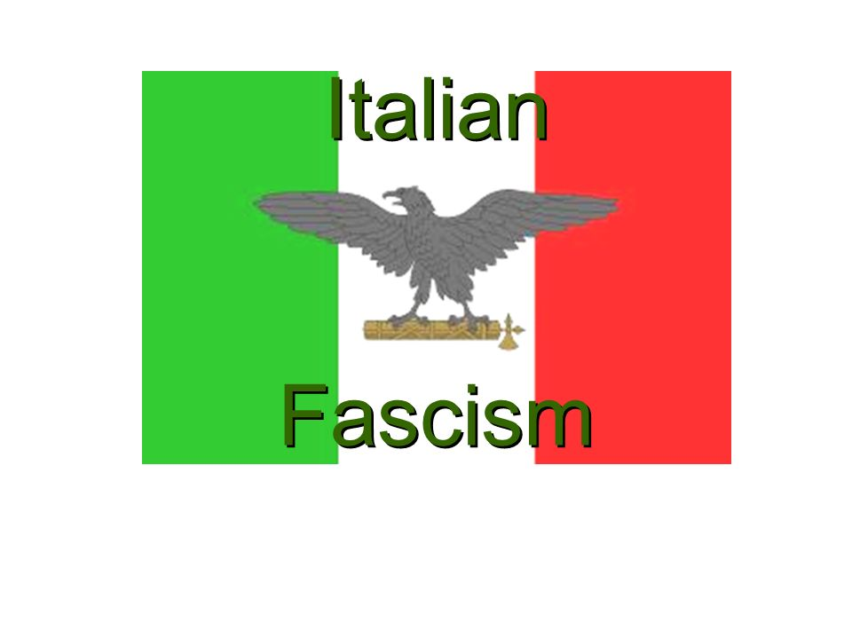 A Definition of Fascism Fascism is the totalitarian philosophy of government that glorifies the state and nation and assigns to the state control over every aspect of national life.