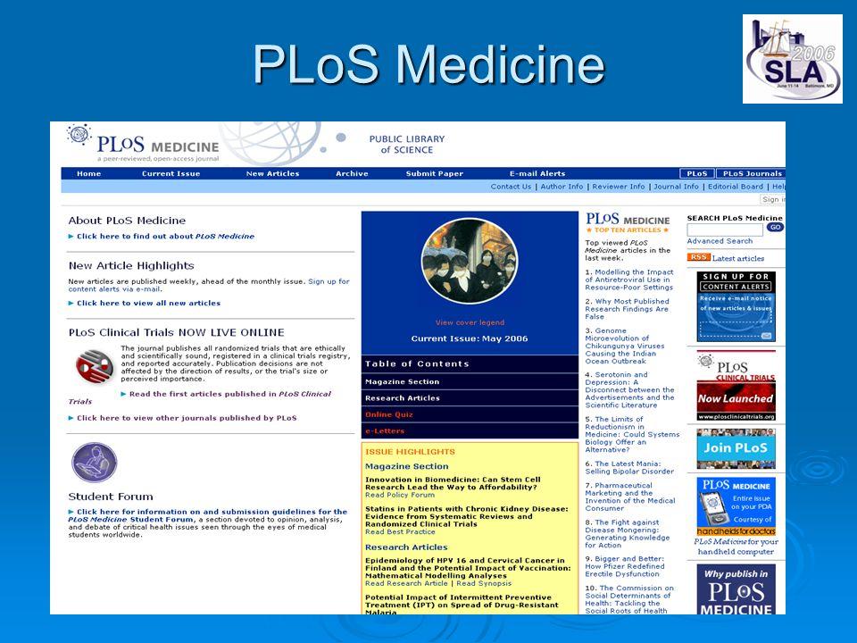 PLoS Medicine