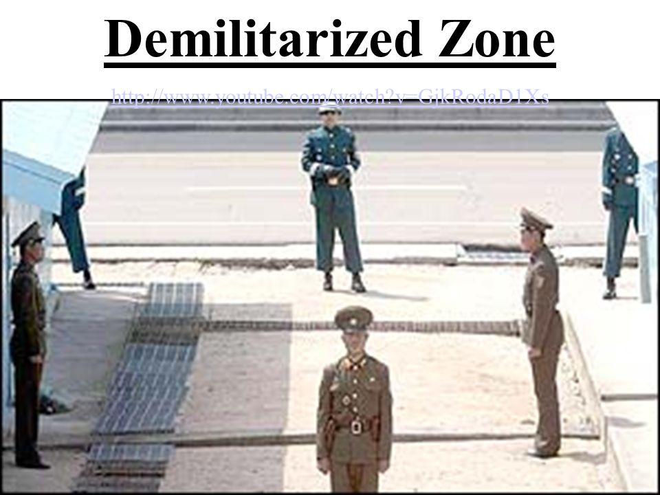 Demilitarized Zone http://www.youtube.com/watch?v=GjkRodaD1Xs