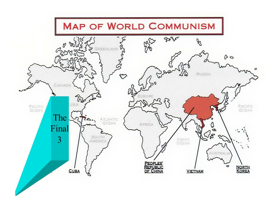 Capitalism or Communism The Final 3