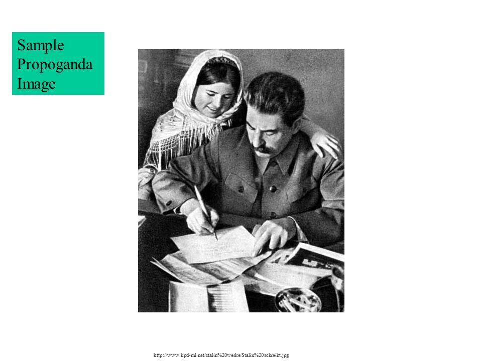 http://www.kpd-ml.net/stalin%20werke/Stalin%20schreibt.jpg Sample Propoganda Image