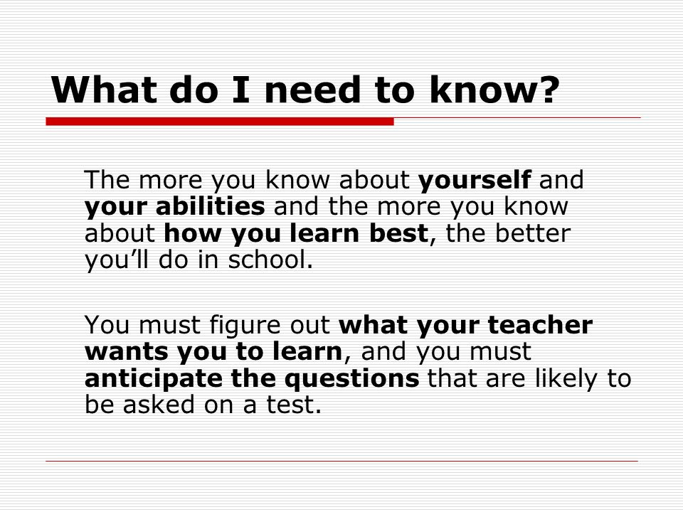 Personal Learning Modality What type of learner are you? What model of learning do you prefer?