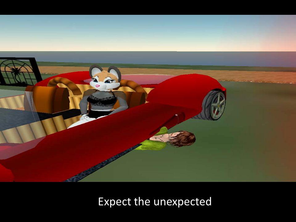 Events: Judge Posner visits Second Life